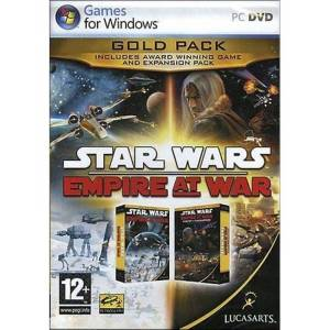 LucasArts Star Wars Empire at War Gold Pack - Windows -