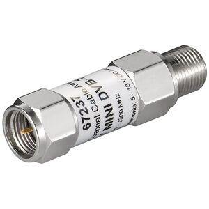 Goobay Mini koxial kabel Forstærker 18 dB  (DVB-T/SAT)