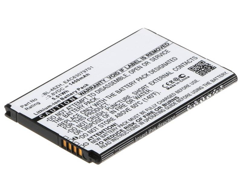 Noname Batteri til  Bl.a. LG AS330 (Kompatibelt)