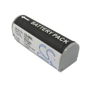 CS Batteri til Canon kamera IXUS 1000 HS - 600mAh