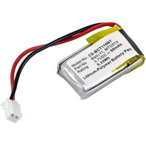 Batteri til intercom Alarm D5130GB - 3,7V