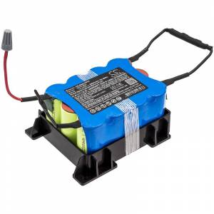 CS Batteri til Bosch Støvsuger BBHMOVE1/01 - 2000mAh (Kompatibelt)