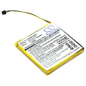 CS Batteri til Beats trådløs hovedtelefon Solo 2.0