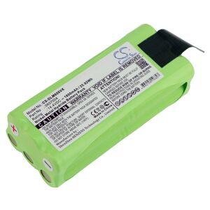 CS Batteri til Dirt Devil Støvsuger Libero M606 - 1800mAh (Kompatibelt)