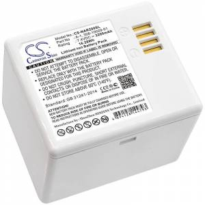 Batteri til Netgear Arlo Pro Alarm - 2200mAh