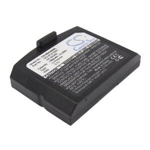 CS Batteri til Sennheiser trådløs hovedtelefon IS 410