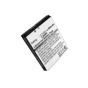 Noname SHELL01A Batteri til bl.a Doro PhoneEasy 612 (Kompatibel)