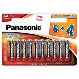 Panasonic Pro Power AA Batterier 10 Stk....