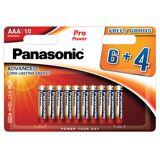 Panasonic Pro Power AAA Batterier 10 Stk....