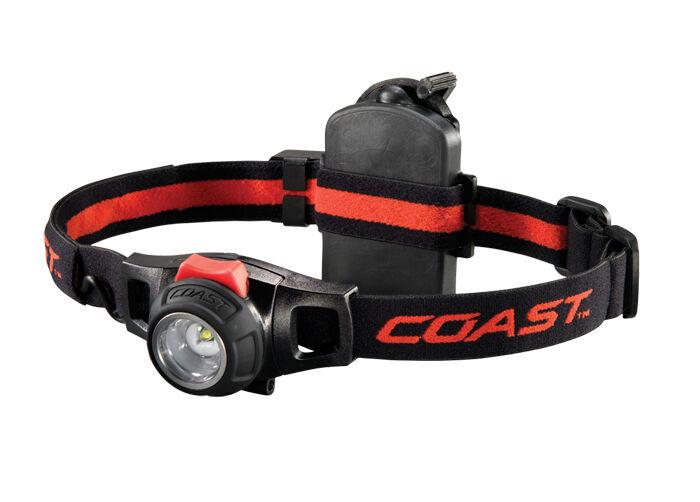 COAST HL7R opladelig pandelampe (240 lumen) - i...