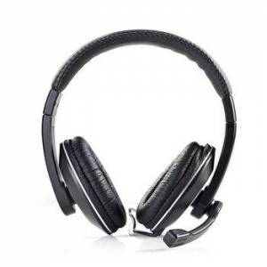 NEDIS, PC-headset   Over-ear   Mikrofon   Dobbelt 3,5 mm...