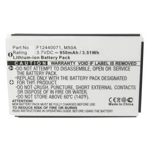 Noname Batteri til Logitech Y-RAY81 (Kompatibelt)