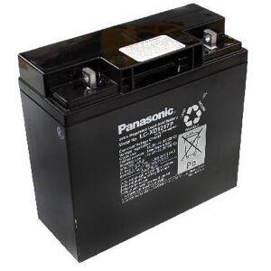 Panasonic LC-XD1217P - 12V - 17Ah Back up