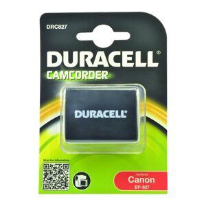 Duracell DRC827 kamerabatteri til Canon BP-827 2550mAh