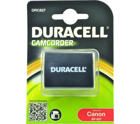 Duracell DRC827 kamerabatteri ti...