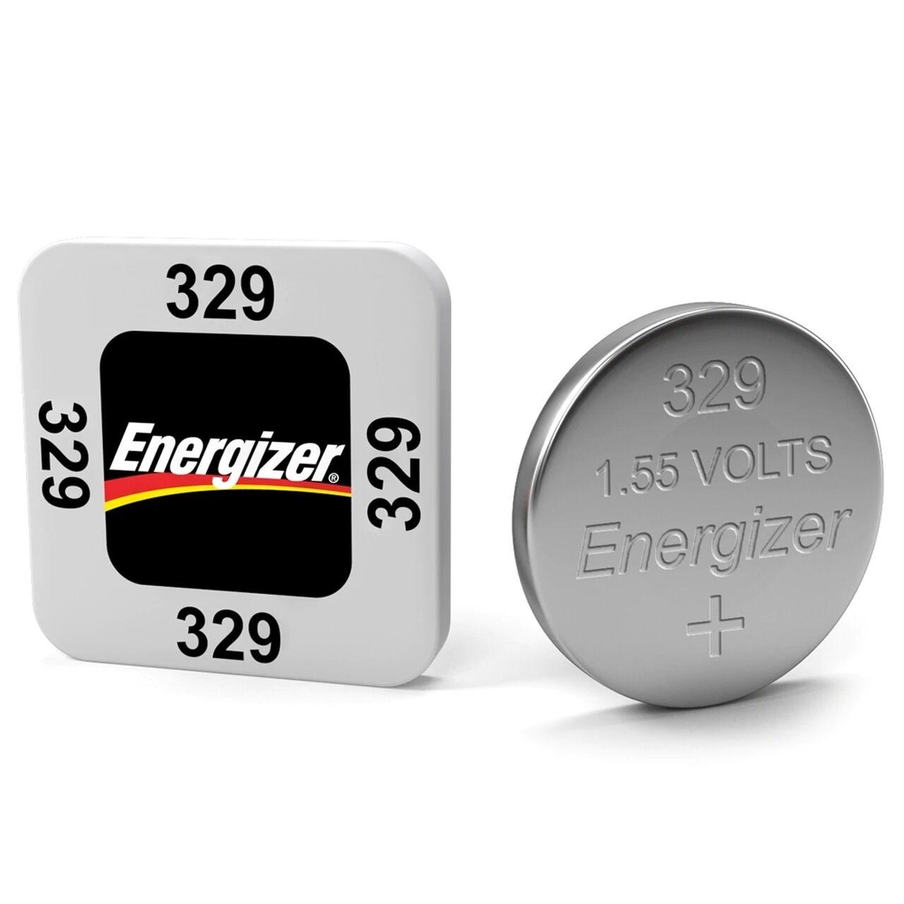 Energizer Sølvoxid 329 Batteri (1 Stk....
