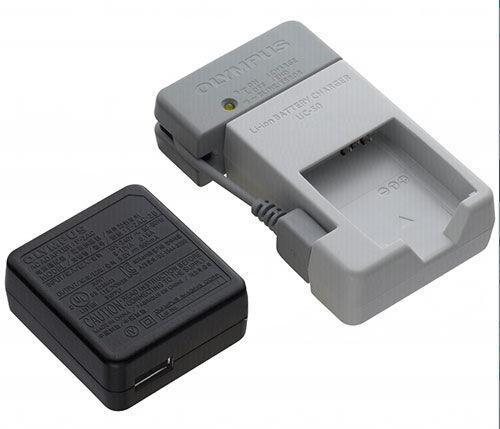 Olympus UC-50 oplader til kamerabatterier...