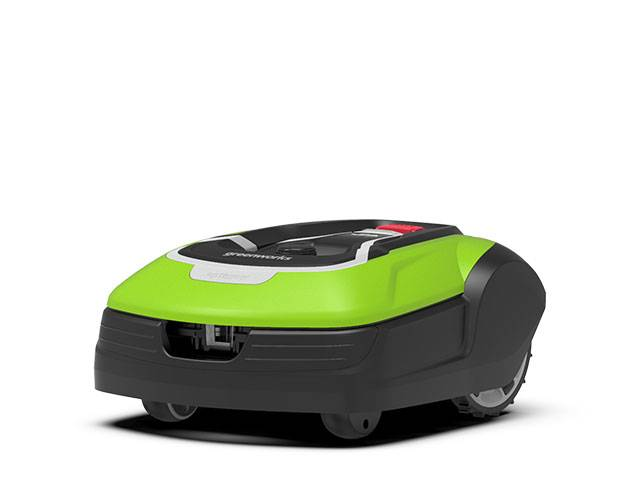 Greenworks, Optimow15, Robot plæneklipper,...