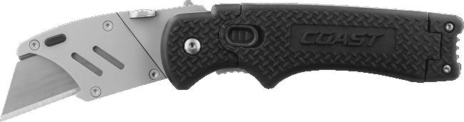 COAST DX190 Pro Razor Kniv - i blisterpakning