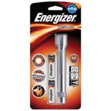 Energizer Metal LED Lygte inkl. 2 x AA batterier