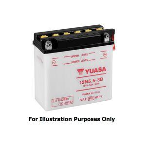 Yuasa 12N10-3A-2 (DC) 12V Batteri til Motorcykel
