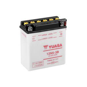 Yuasa 12N5-3B 12V Batteri til Motorcykel