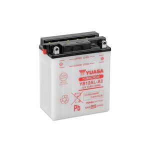 Yuasa YB12AL-A2 12V Batteri til Motorcykel