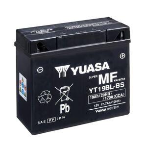 YUASA YTL19BL-BS 12V 21Ah Vedligeholdelsesfri Batteri (Motorcykel / MC Batteri)