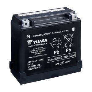 Yuasa YTX20HL-BS 12V AGM Batteri til Motorcykel