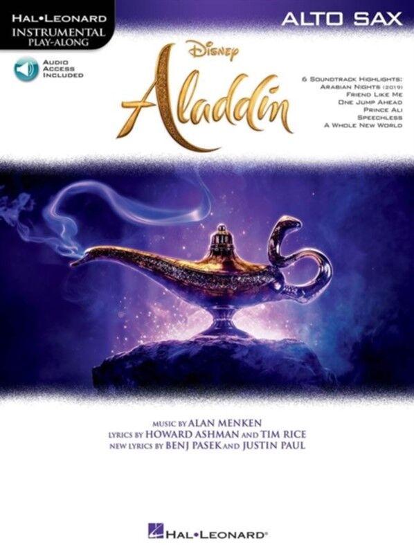 Aladdin ALTO SAX