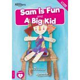 Gemma McMullen Sam is Fun And A Big Kid