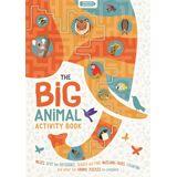 Frances Evans The Big Animal Activity Book