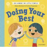 Helen Mortimer Big Words for Little People Doing Your Best
