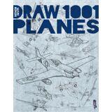 Mark Bergin Draw 1,001 Planes