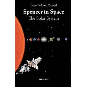 Jesper Felumb Conrad Spencer in Space #1: The Solar System