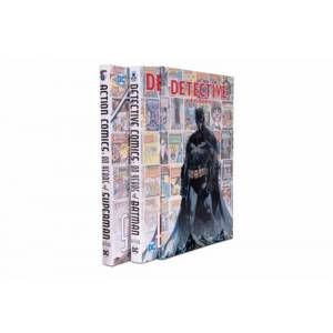 DC Comics Superman/Batman 80 Years Slipcase Set