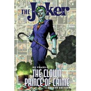 Various Joker: 80 Years of the Clown Prince of Crime
