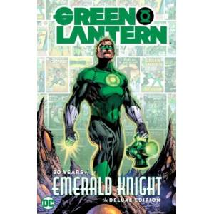 Various Green Lantern: 80 Years of the Emerald Knight