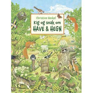 Christine Henckel Kig og snak om have og hegn