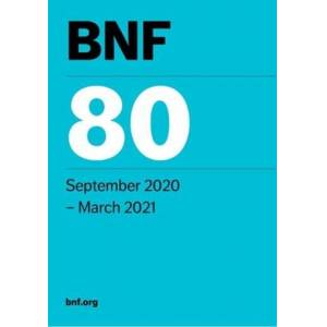 Joint Formulary Committee BNF 80 (British National Formulary) September 2020