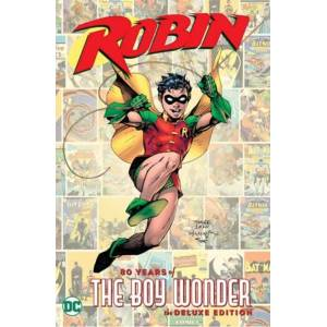 Various Robin: 80 Years of the Boy Wonder