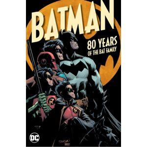 Scott Batman: 80 Years of the Bat Family