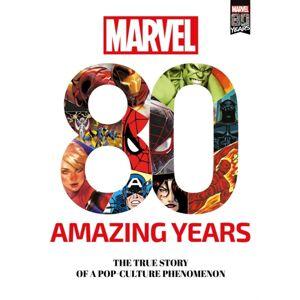 Marco Rizzo Marvel 80 Amazing Years