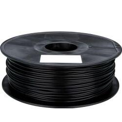 Velleman DEVIL Design - ABS+ filament Ø1,75mm, Sort, 1kg TILBUD NU sortere into