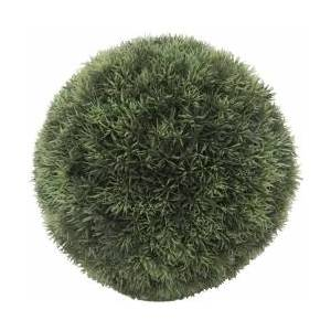 Europalms Grass ball, artificial, 29cm TILBUD NU græskugle græs bold