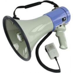 Megafon Prof. 25W m. håndmikrofon TILBUD NU
