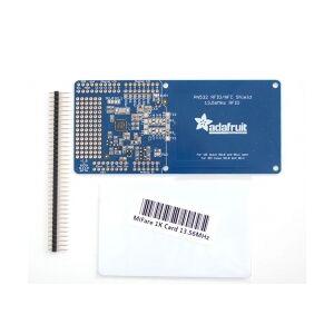 Adafruit - PN532 NFC/RFID controller shield til Arduino® + Ekstra skjold skærm