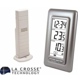 LaCrosse La Crosse - LaCrosse Vejrstation m. inde/ude temperatur (IT+) TILBUD NU station