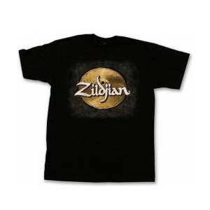 Zildjian T4584 Hand Drawn Cymbal T-shirt - X-Large, Medium TILBUD NU