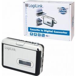 Velleman LogiLink - Kassettebånd til USB adapter TILBUD NU into